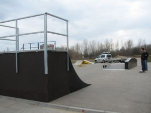 Skatepark w Gnieźnie 13