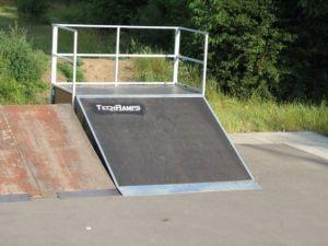 Skatepark w Gnieźnie 14