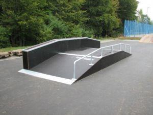 Skatepark w Gnieźnie 2