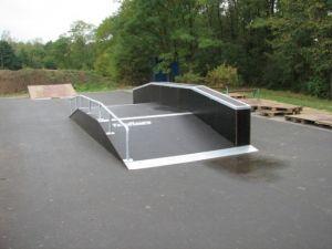 Skatepark w Gnieźnie 4