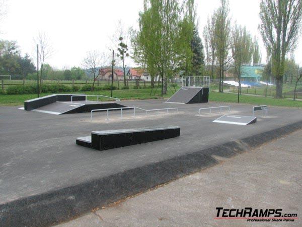 Skatepark w Golubiu-Dobrzyniu