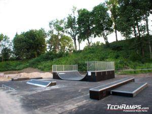 Skatepark w Górowie Iławeckim - 2