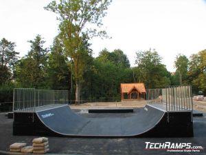 Skatepark w Górowie Iławeckim - 3