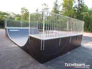 Skatepark w Górowie Iławeckim - 5