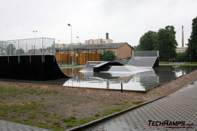 Skatepark w Górze