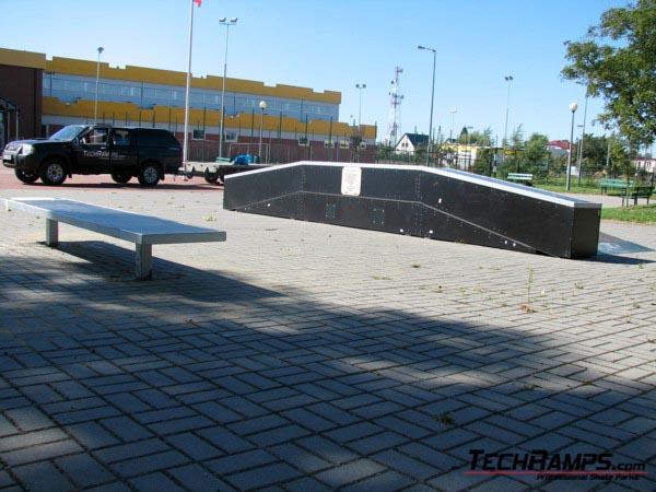 Skatepark w Gościnie