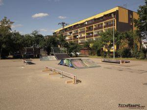 Skatepark w Grajewie