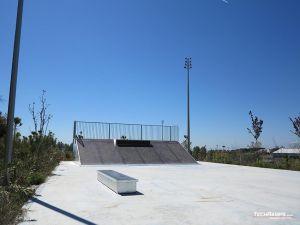 skatepark w grecji stalowy