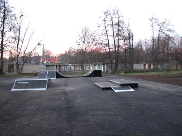 Skatepark w Grodkowie
