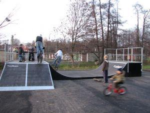 Skatepark w Grodkowie 2