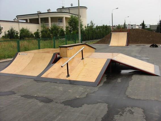 Skatepark w Grójcu