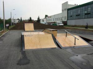 Skatepark w Grójcu 1