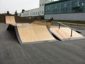 Skatepark w Grójcu 5