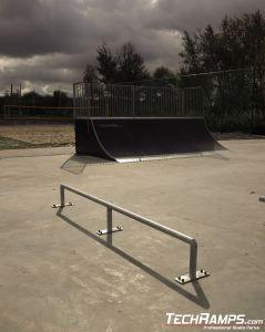 skatepark w Izbicy