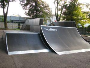 Skatepark w Jarosławiu 1