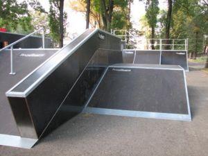 Skatepark w Jarosławiu 2