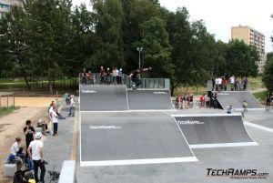 Skatepark w Jastrzębiu 2