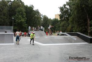 Skatepark w Jastrzębiu 6