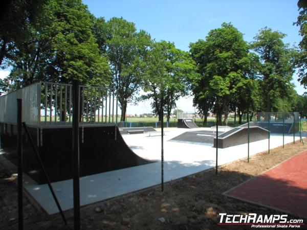 Skatepark w Jaworze