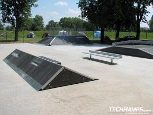 Skatepark w Jaworze - 12