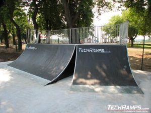 Skatepark w Jaworze - 15