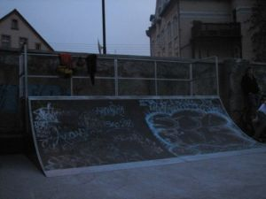 Skatepark w Jeleniej Górze 2
