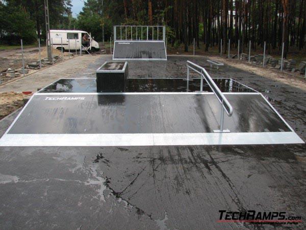 Skatepark w Józefowie