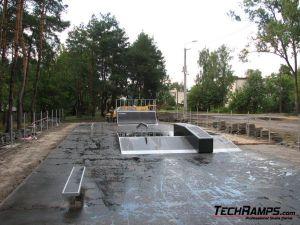 Skatepark w Józefowie - 10