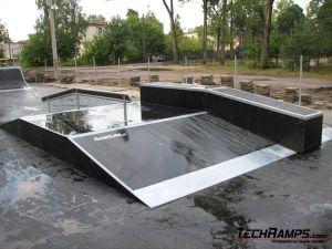 Skatepark w Józefowie - 3