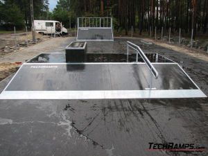 Skatepark w Józefowie - 6
