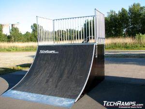 Skatepark w Karlshamn - Szwecja - 4