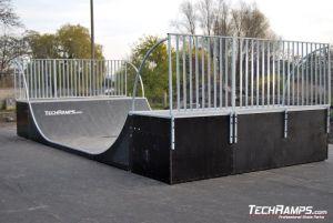 Skatepark w Kcyni - 1