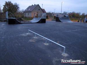 Skatepark w Kcyni - 5