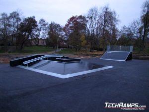 Skatepark w Kcyni - 6