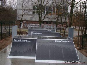 Skatepark w Kędzierzynie-Koźlu - 2