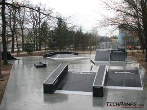 Skatepark w Kędzierzynie-Koźlu - 4