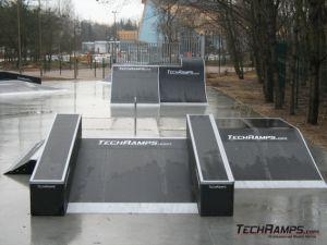Skatepark w Kędzierzynie-Koźlu - 5