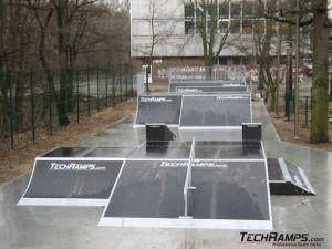 Skatepark w Kędzierzynie-Koźlu - 8