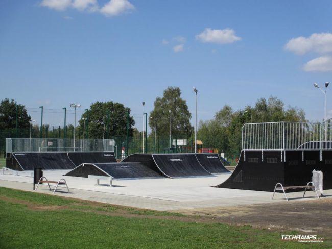 Skatepark w Kętach