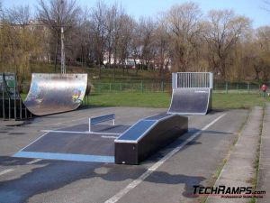 Skatepark w Kłodzku - 5