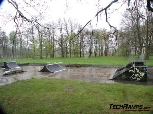 Skatepark w Kluczborku - 10
