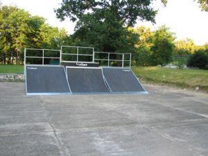 Skatepark w Kluczborku - 2