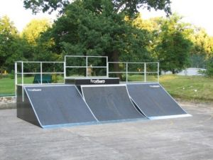 Skatepark w Kluczborku - 3