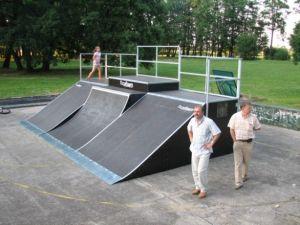Skatepark w Kluczborku - 4