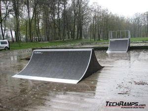 Skatepark w Kluczborku - 7