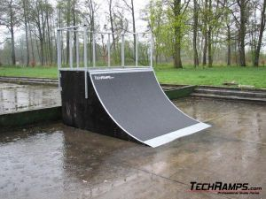 Skatepark w Kluczborku - 8