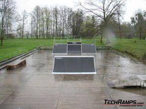 Skatepark w Kluczborku - 9