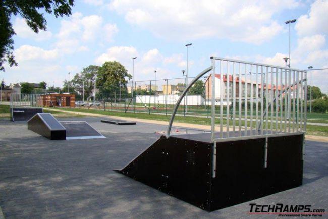 Skatepark w Końskich