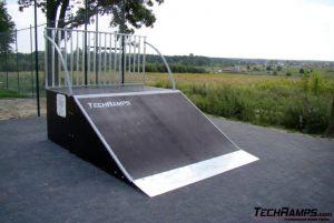 Skatepark w Końskich - 1