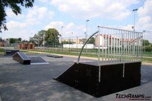 Skatepark w Końskich - 10